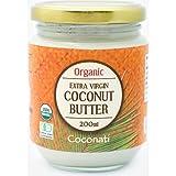 Coconati オーガニック ココナッツバター 200ml