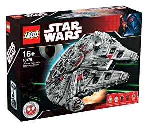 LEGO Star Wars 1017 - Ultimatives Millenium Falcon Sammlermodell