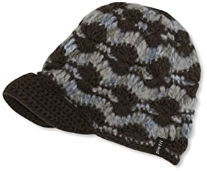 Pistil Girls' Kid Clover Knit Hat (Brown, Kids)