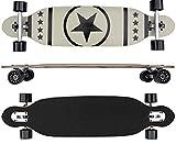 Longboard Racing Board 96 cm lang ABEC-7 Kugellager Komplettboard Skateboard