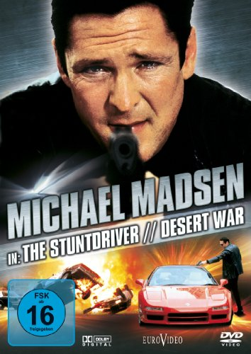 Michael Madsen in: The Stuntdriver / Desert War [2 DVDs]