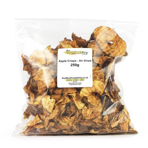 Apple Crisps - Air Dried 250g