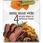 Sous Vide Supreme Easy Cookbook