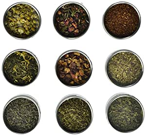 Heavenly Tea Leaves Tea Sampler, Assorted, 9 Count