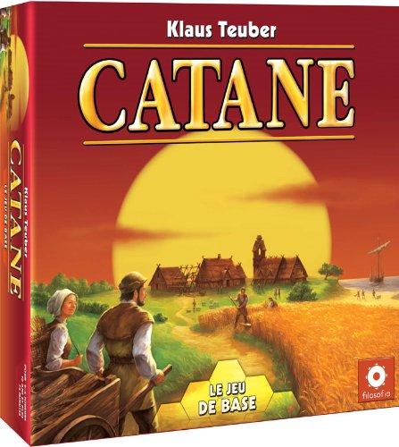 Catane : Le jeu de base