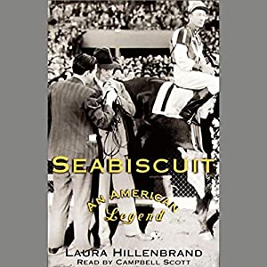 Seabiscuit Hörbuch