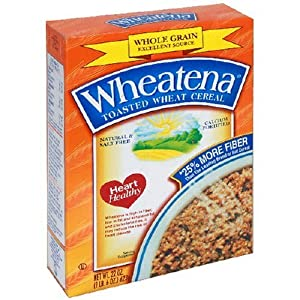 Wheatena Toasted Wheat Cereal, 20-Ounce Boxes (Pack of 4)