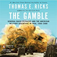 The Gamble (       ABRIDGED) by Thomas E. Ricks Narrated by James Lurie