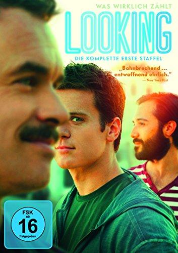 Looking - Die komplette erste Staffel [2 DVDs]