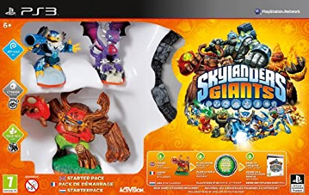 Skylanders Giants - Starter Pack (PS3)