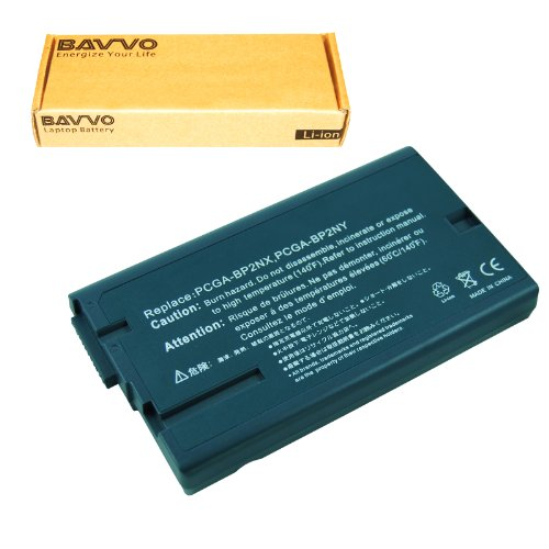 Click to buy SONY VAIO PCG-GRX510P Laptop Battery - Premium Bavvo® 8-cell Li-ion Battery - From only $29.98