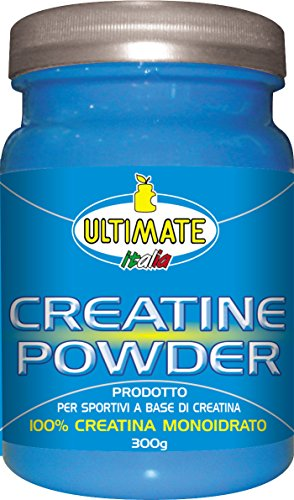 Ultimate Italia 100% Creatina Monoidrato - 300 gr