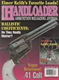 Handloader Magazine - December 1998 - Issue Number 196