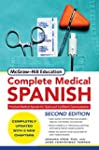 McGraw-Hill's Complete Medical Spanis...