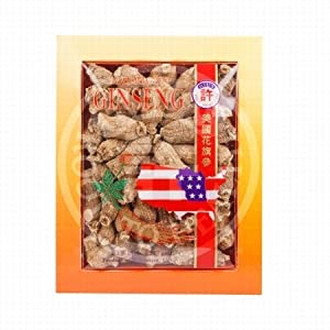 Raw Ginseng
