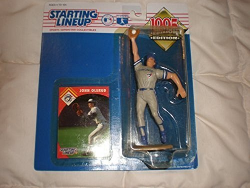 1995 John Olerud MLB Starting Lineup Figure: Toronto Blue Jays