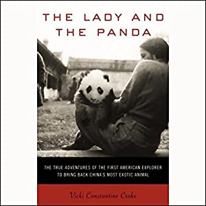 The Lady and the Panda Audiobook