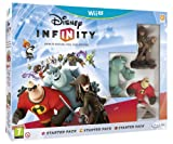 Cheapest Disney Infinity: Starter Pack on Nintendo Wii U
