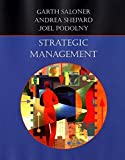 img - for Strategic Management by Garth Saloner (2000-10-16) book / textbook / text book