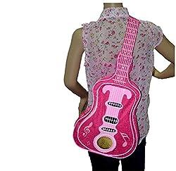 Guitar unisex sling bag