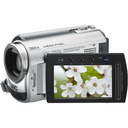 Jvc Everio G Series Camcorder 30Gb Hdd With 32X Optical/800X Digital Zoom (Includes Everio Dock)
