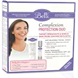 Belli skincare - Complexion Protection Duo - Anti-Blemish Facial Wash 6.5 oz & Pure Radiance Facial Sunscreen 1.5 oz.