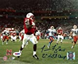 Tommy Frazier Autographed/Hand Signed Nebraska 8x10 Color Photo 2x Nat'l Champs PSA/DNA at Amazon.com