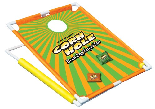Swimline Cornhole Game front-612212