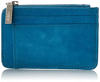 HOBO Kai Credit Card Holder Wallet,Cornflower,One Size