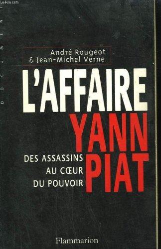 L' affaire Yann Piat