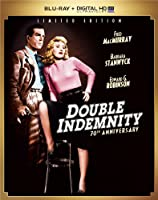 Double Indemnity - 70th Anniversary Limited Edition (Blu-ray + DIGITAL HD with UltraViolet)