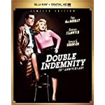 [US] Double Indemnity (1944) 70th Anniversary Limited Edition [Blu-ray + UltraViolet]
