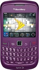 BlackBerry Curve 8530 Phone, Purple (Sprint)
