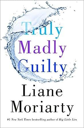 Books written by liane moriarty