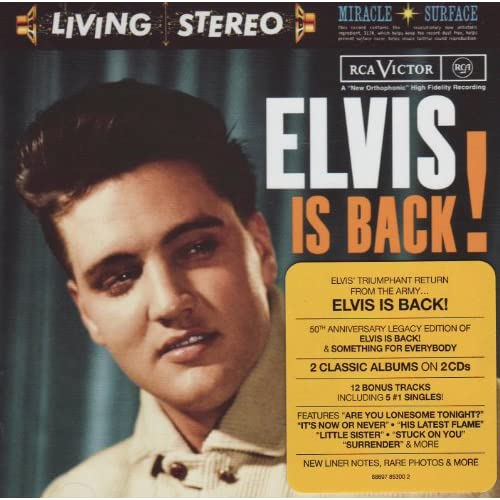Elvis-Is-Back-Legacy-Edition-Elvis-Presley-Audio-CD