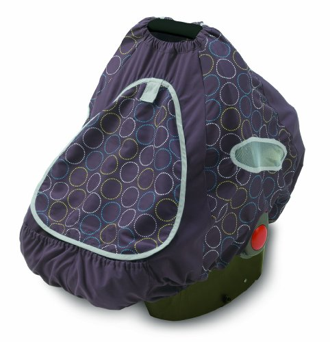 Summer Infant Baby Shade Infant Car Seat Cover, Forever Ring