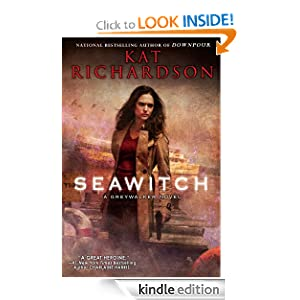 Seawitch: A Greywalker Novel Kat Richardson