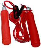JSI Plastic Skipping Rope (JSI22__Red, Red)