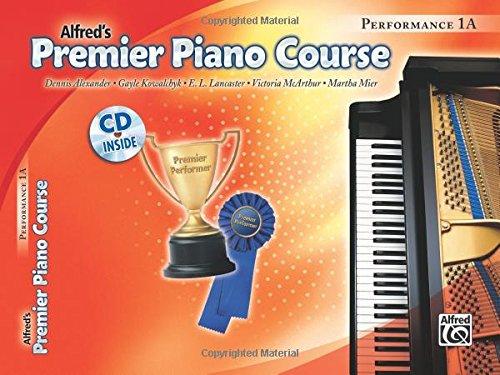 Premier Piano Course Performance, Bk 1A: Book & CD PDF