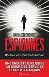 """Afficher """"Espionnes"""""""