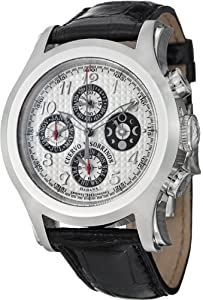 Cuervo Y Sobrinos Robusto Chronografo Men's Watch 2859.1A