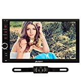 Pumpkin Quad Core 7 inch 2 Din Android 5.1 Lollipop Car Stereo Radio HD 1024*600 Muti-touch Screen GPS Navigation Without DVD Player Support 3G WIFI Bluetooth OBD2 Mirror Link with Backup Camera