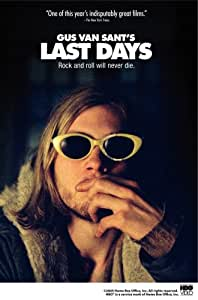 Gus Van Sant's Last Days (Bilingual) [Import]