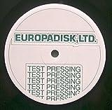 Space Waltz - White Label Testing Pressing LP