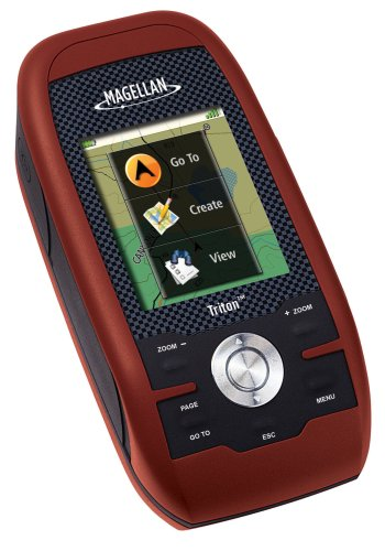 Magellan Triton 300 Waterproof Hiking GPS
