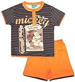 Disney Mickey Mouse E11F2053 Boy's Pyjamas