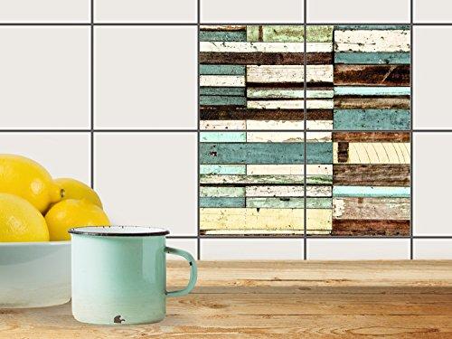 fliesendekor badfliesen fliesenaufkleber folie sticker. Black Bedroom Furniture Sets. Home Design Ideas