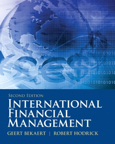 International Financial Management (2nd Edition)