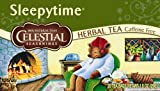 Celestial Seasonings Herb Tea, Sleepytime, 20-Count Tea Bags (Pack of 6)