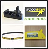 Woodstar Wood Working Spare Parts For Saw Drill Planner Thicknesser Bandsaw - ST12 TABLE INSERT
